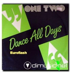 "One, Two - Dance All Day 12"" Maxi [rare]"