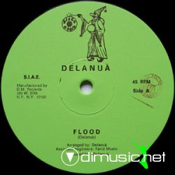 DELANUA - black breast (Version 1980)