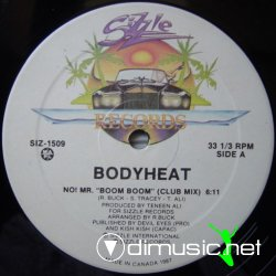 Body Heat - No! Mr. Boom Boom 12'' (1987)