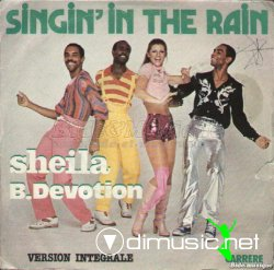 Sheila B. Devotion - Singin' In The Rain Lp