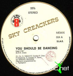 Sky Creackers - You Should Be Dancing 12