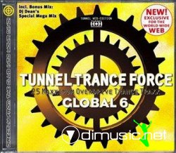 V.A. - Tunnel Trance Force Global 6