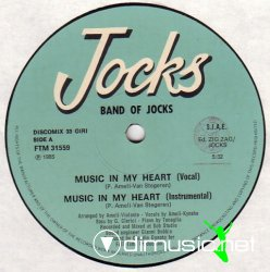 Band Of Jocks - Music In My Heart 12