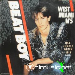 Beat Boy - West Miami No.5 12