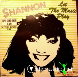 Shannon - Let The Music Play (Remixes)