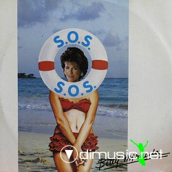 "Betty Miranda - S.O.S. 12"" Maxi [Rare]"