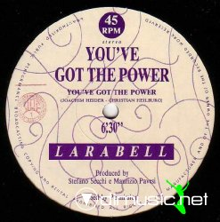 "Larabell - You've Got The Power 12"" Maxi [Rare]"