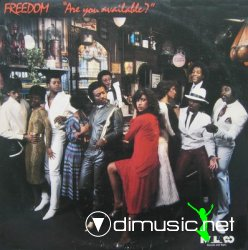 Freedom - Are You Available? (Vinyl, LP, Album) 1984