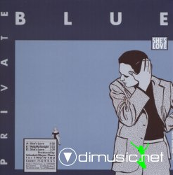 Private Blue - She's love Vinyl 1986