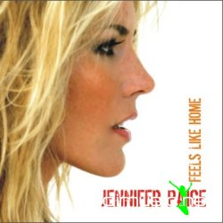 Jennifer Paige - Feels Like Home - Unrealised Cd
