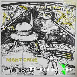 "The Bogar - - Night Drive 12"" Maxi [Rare]"