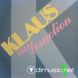 Klaus - My Emotion 12 Maxi [Rare]