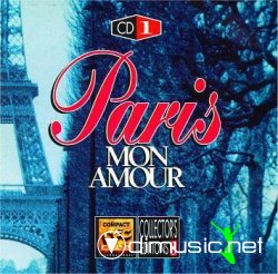 VA - Paris MON AMOUR (Compact Disc Club, 4 CDs)