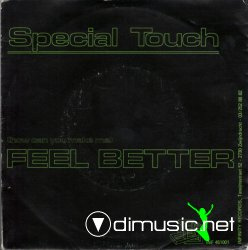 Special Touch - How Can You Make Me Feel Better (12'' Maxi Vinyl)