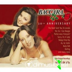 Baccara the Collection 30th Anniversary 3CD 2007