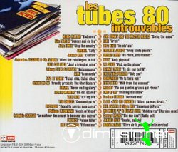 les tubes introuvables annees 80 vol 2 at odimusic. Black Bedroom Furniture Sets. Home Design Ideas