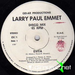 Larry Paul Emmet - Evita