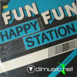 "Fun Fun - Happy Station 12"" Maxi"