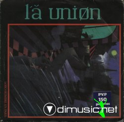 LA UNION-LOBO HOMBRE EN PARIS (SINGLE 7'' 1984) (WEA RECORDS SPAIN)