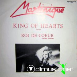Martinique - King Of Hearts 12