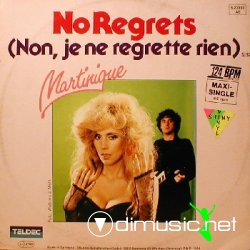Martinique - No Regrets (1983)