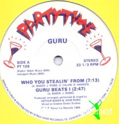 Guru - Who You Stealin' From 12