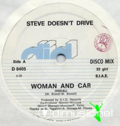 Steve Doesn't Drive - Woman And Car 12