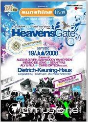 Heavens Gate - Live Loveparade Afterparty - (19-07-2008)