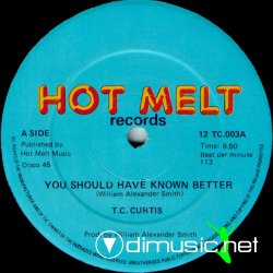T.C. Curtis - You Should Have Known Better 12