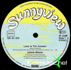 Jackie Moore - Love Is The Answer 12