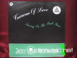 Jacky Dean Foundation - Caravan Of Love / Living On The Back Street 12