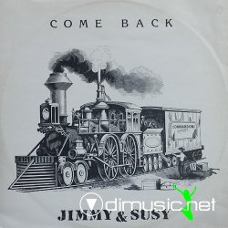 Jimmy and Susy - Come Back 12 Maxi [Rare]