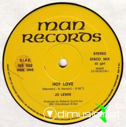Jo Lewis - Hot Love 12