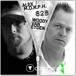 Alex MORPH & Woody van Eyden And Neil Moore - HeavensGate 103 (23-07-2008)