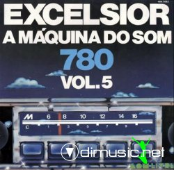 Excelsior - A Máquina do Som from 01 to 08