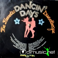 THE FRENETIC DANCIN´DAYS DISCOTHEQUE - 1977