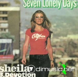 Sheila & B. Devotion - 06 - Seven Lonely Days (Original 12 inch+Cover)