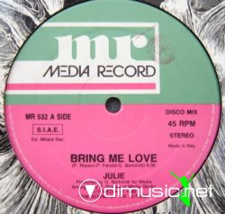 Julie - Bring Me Love 12