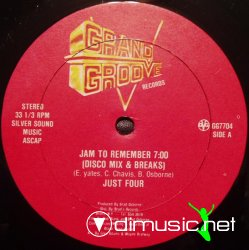 Just Four and Grand Groove Bunch - Jam To Remember 12