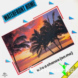 "Waterfront Home - Take A Chance (On Me) 12"" Maxi [Rare]"