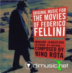 Nino Rota  - Original Music For The Movies Of Federico Fellini
