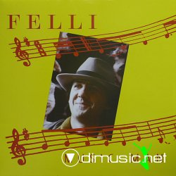 Felli - Music Man - 12'' - CED