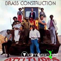 BRASS CONSTRUCTION - ATTITUDES 1982