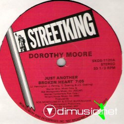 Dorothy Moore - Just Another Broken Heart (1984)