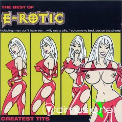 E-Rotic - Greatest Tits (1998) [128kbps~192kbps]