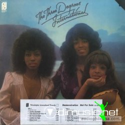 Three degrees - INTERNATIONAL (1975)