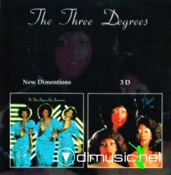 Three degrees - NEW DIMENSIONS (1978) / 3D (1979) (For fans of Giorgo Moroder!!)