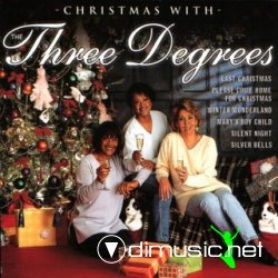 THE THREE DEGREES - CHRISTHMAS COLLECTION (2001)