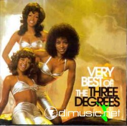 Three degrees - THE VERY BEST OF (2004)!!)