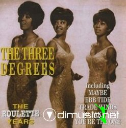 The Three Degrees - The Roulette Years